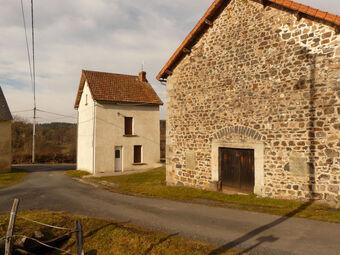 Vente Maison 3 pièces 60m² Giat (63620) - photo