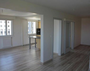 Location Appartement 4 pièces 82m² Clermont-Ferrand (63000) - photo