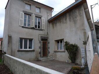 Vente Maison 4 pièces 78m² Mirefleurs (63730) - photo