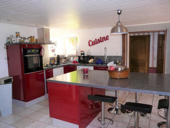 Vente Maison 5 pièces 130m² Bromont-Lamothe (63230) - photo