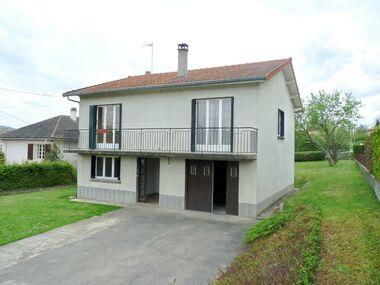 Location Maison 5 pièces 90m² Billom (63160) - photo
