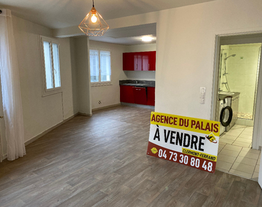 Vente Appartement 3 pièces 65m² CLERMONT FERRAND - photo