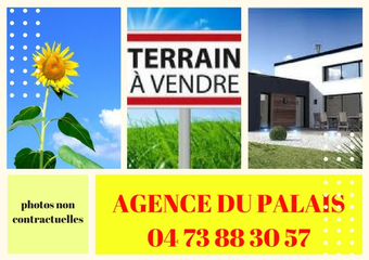 Vente Terrain 1 567m² ST PIERRE LE CHASTEL - Photo 1