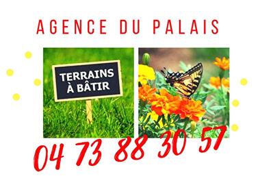 Vente Terrain 4 304m² La Goutelle (63230) - photo