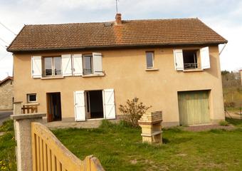 Vente Maison 5 pièces 116m² CONDAT EN COMBRAILLE - photo