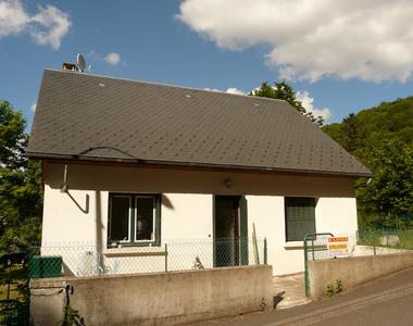 Location Maison 3 pièces 52m² Orcival (63210) - photo