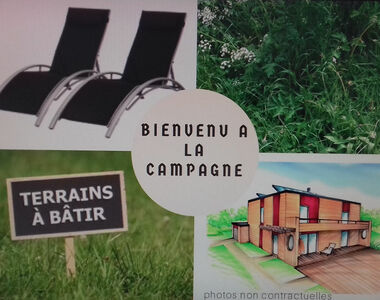 Vente Terrain 1 726m² Bromont-Lamothe (63230) - photo
