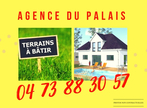 Vente Terrain 1 000m² BROMONT LAMOTHE - Photo 1
