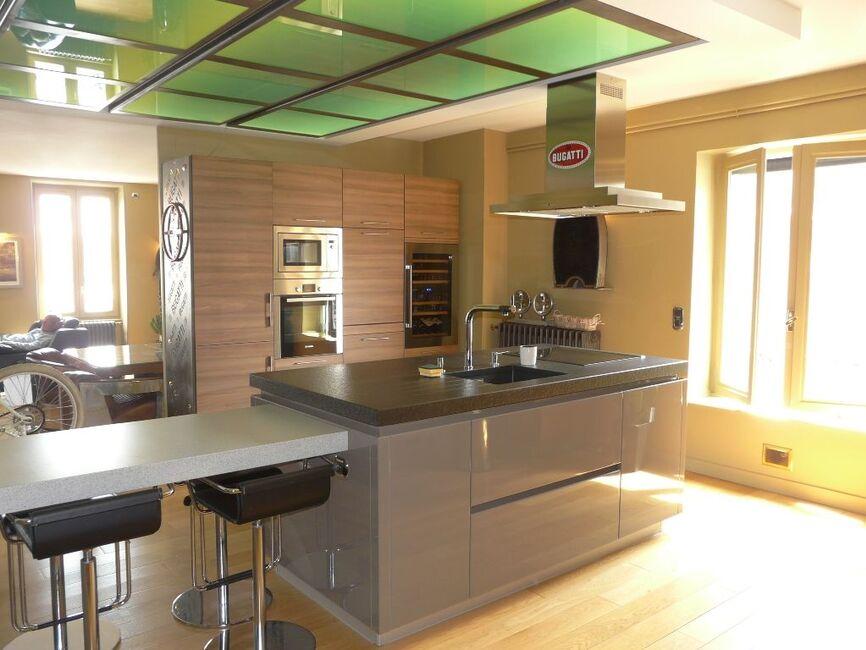 vente appartement 2 pi ces clermont ferrand 63000 286896. Black Bedroom Furniture Sets. Home Design Ideas