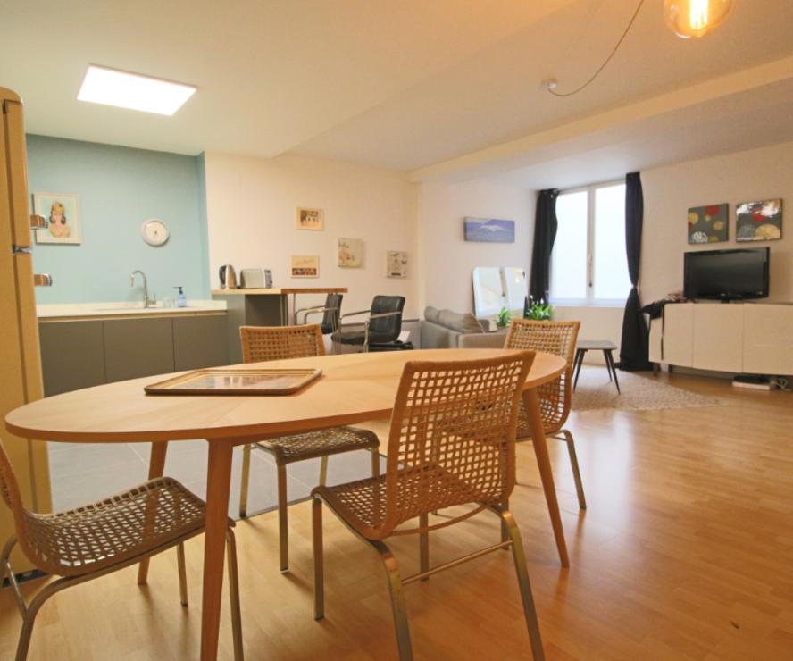 Vente Appartement 2 pièces 55m² BAYONNE - photo
