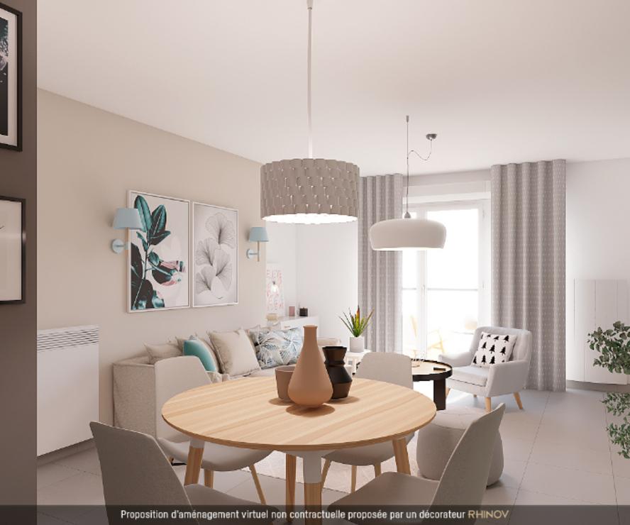 Vente Appartement 4 pièces 81m² BAYONNE - photo