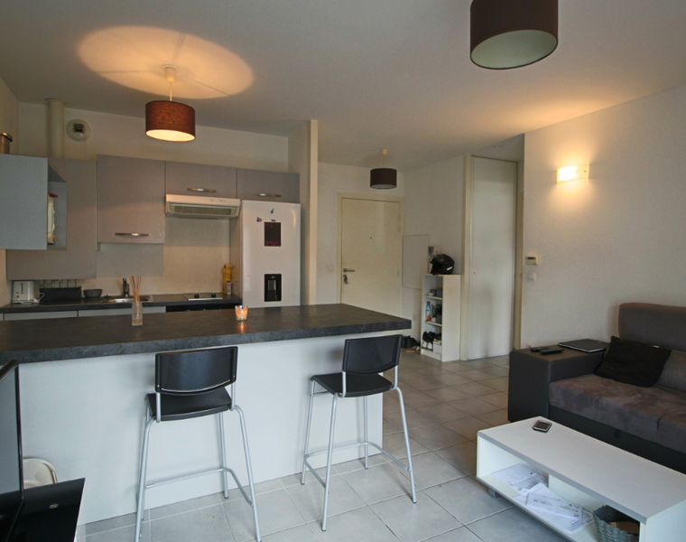 Vente Appartement 2 pièces 38m² SAINT PIERRE D IRUBE - photo
