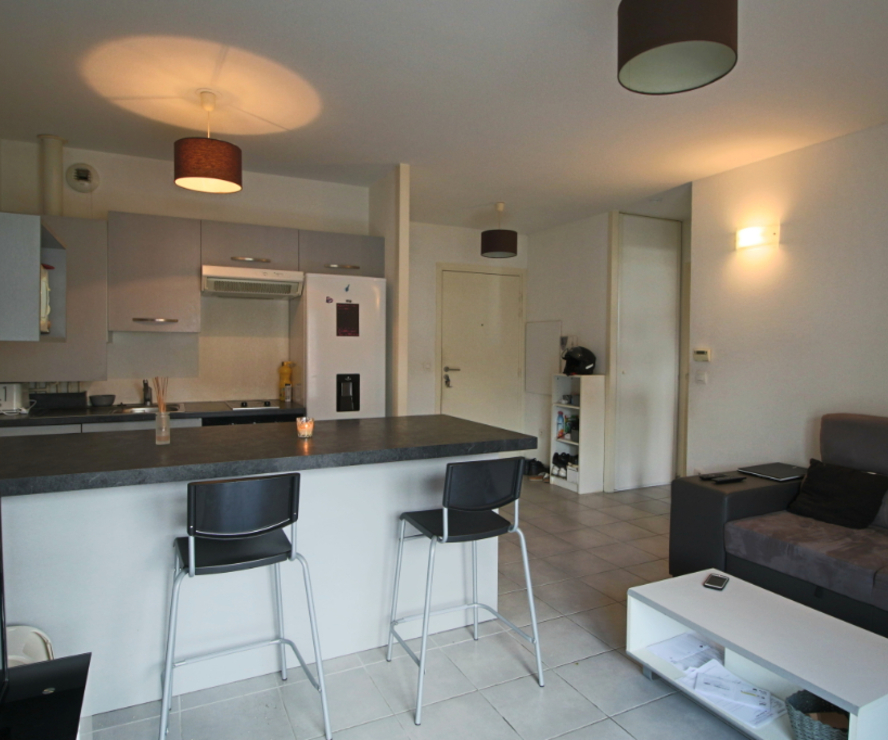 Vente Appartement 2 pièces 38m² SAINT PIERRE D IRUBE - photo