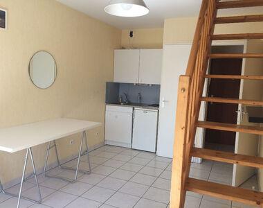Vente Appartement 2 pièces 27m² ANGERS - photo
