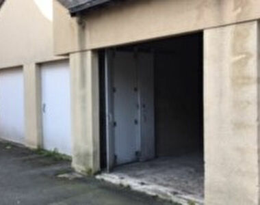 Vente Garage 18m² ANGERS - photo