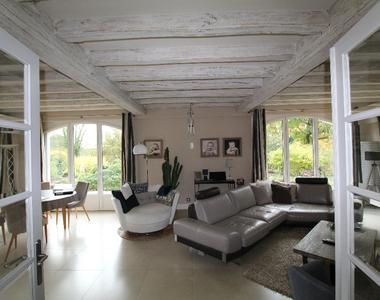 Vente Maison 7 pièces 320m² MONTREUIL SUR LOIR - photo