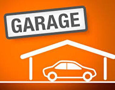 Vente Garage - photo