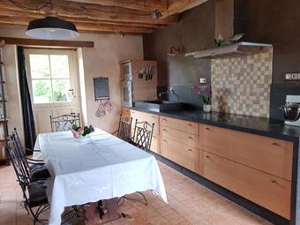 Vente Maison 7 pièces 202m² SAINT JEAN DES MAUVRETS - Photo 1