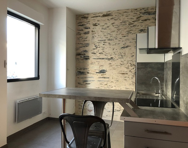 Vente Appartement 1 pièce 30m² ANGERS - photo