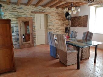 Vente Maison 7 pièces 224m² SAINT JEAN DES MAUVRETS - photo