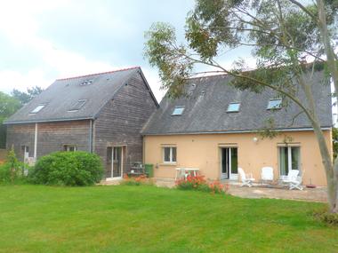 Vente Maison 6 pièces 175m² BOUCHEMAINE - photo
