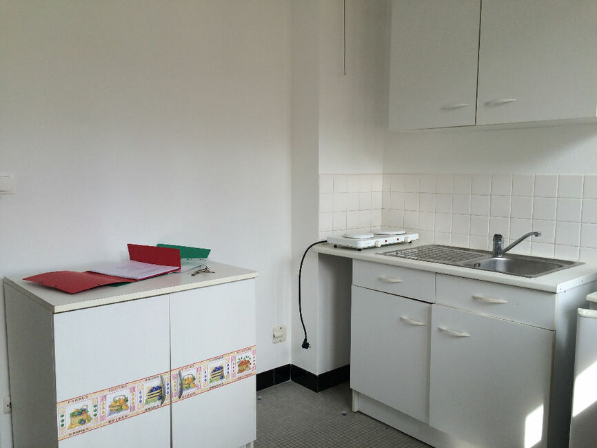 vente appartement 1 pi ce angers 129935. Black Bedroom Furniture Sets. Home Design Ideas