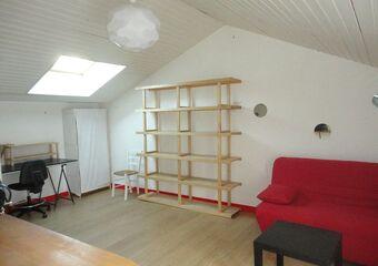 Location Appartement 1 pièce 28m² 51 rue blatin - photo