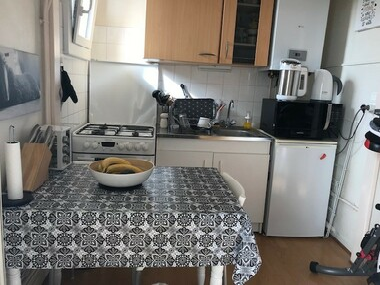 Renting Apartment 1 room 27m² Clermont-Ferrand (63100) - photo