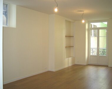 Renting Apartment 3 rooms 73m² Clermont-Ferrand (63000) - photo