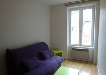 Renting Apartment 1 room 20m² Clermont-Ferrand (63000) - photo