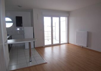 Renting Apartment 2 rooms 40m² Clermont-Ferrand (63000) - Photo 1