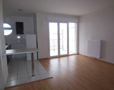 Renting Apartment 2 rooms 40m² Clermont-Ferrand (63000) - photo