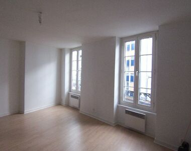 Renting Apartment 1 room 40m² Clermont-Ferrand (63000) - photo