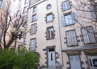 Renting Apartment 2 rooms 39m² Clermont-Ferrand (63000) - Photo 1