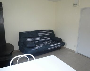 Renting Apartment 1 room 14m² Clermont-Ferrand (63000) - photo