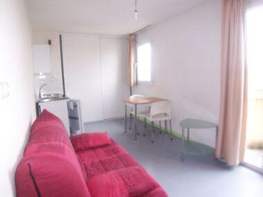 Renting Apartment 1 room 24m² Aubière (63170) - photo