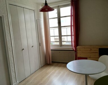 Renting Apartment 1 room 18m² Clermont-Ferrand (63000) - photo