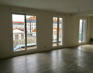 Location Appartement 1 pièce 38m² Clermont-Ferrand (63100) - photo