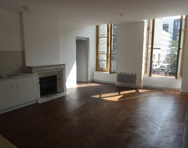 Renting Apartment 3 rooms 76m² Clermont-Ferrand (63000) - photo