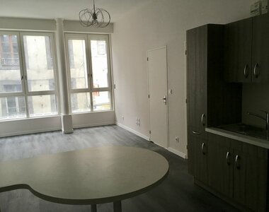 Renting Apartment 3 rooms 52m² Clermont-Ferrand (63000) - photo