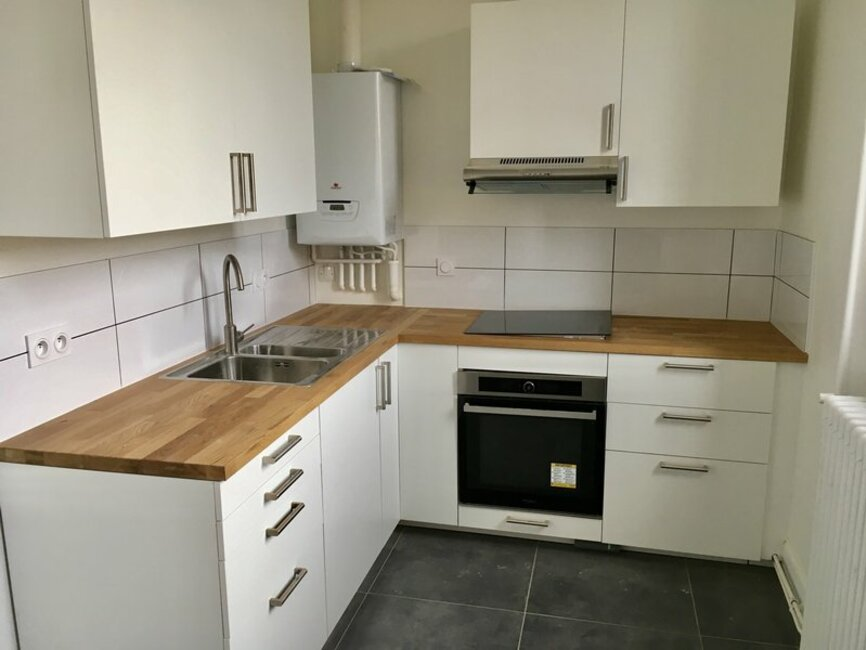 Renting apartment 4 rooms Clermont-Ferrand (63000) - 352725