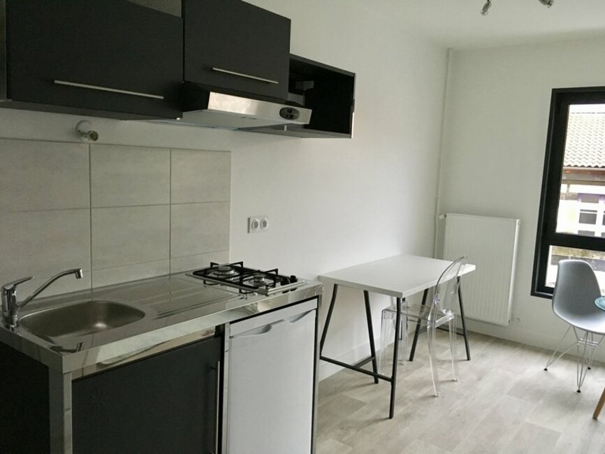 Renting apartment 1 room Clermont-Ferrand (63000) - 353252