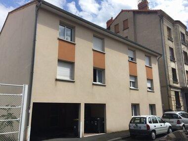 Sale Apartment 1 room 21m² Clermont-Ferrand (63000) - photo