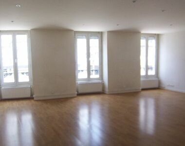 Location Appartement 3 pièces 70m² Clermont-Ferrand (63000) - photo