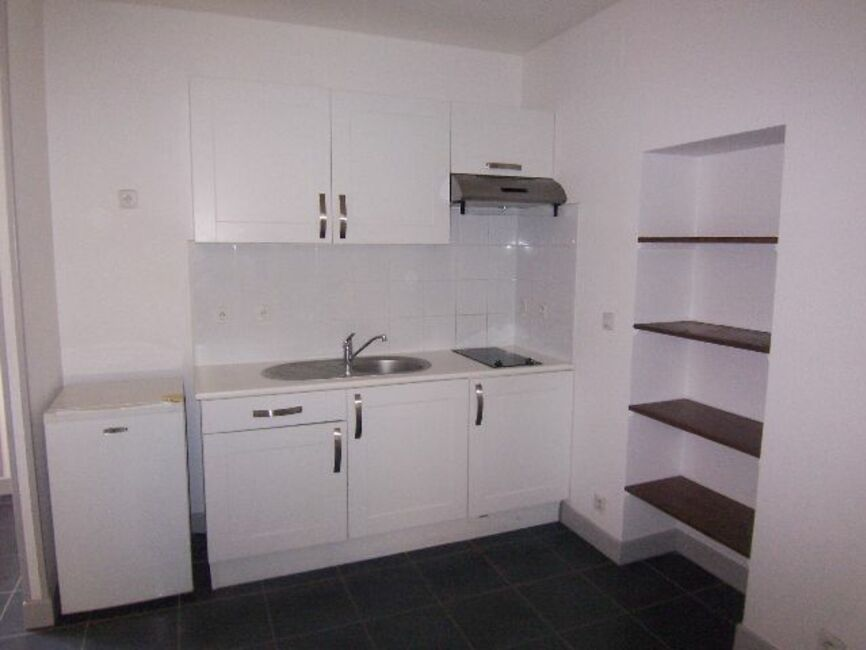 Renting apartment 1 room Clermont-Ferrand (63000) - 362921