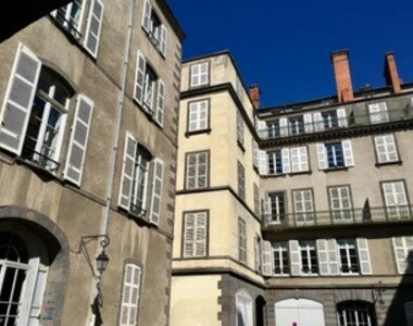 Location Appartement 2 pièces 90m² Clermont-Ferrand (63000) - photo