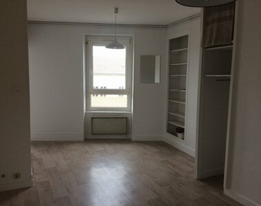 Location Appartement 1 pièce 28m² Clermont-Ferrand (63000) - photo