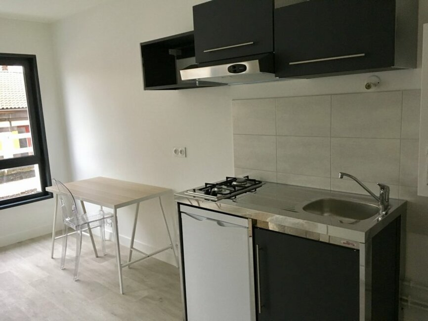 Renting apartment 1 room Clermont-Ferrand (63000) - 353251