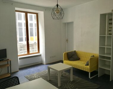 Renting Apartment 2 rooms 25m² Clermont-Ferrand (63000) - photo