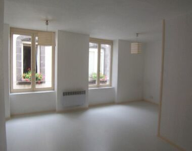 Renting Apartment 1 room 27m² Clermont-Ferrand (63000) - photo